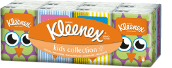 KLEENEX detské papierové vreckovky 8ks