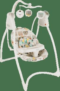 GRACO Elektryczna huśtawka Lovin'Hug Swing z adapterem