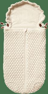 JOOLZ Fusak pletený – White