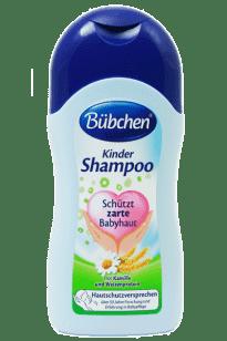 BÜBCHEN Detský šampón 400ml