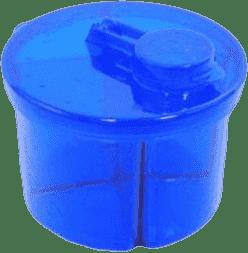 SASSY Dávkovač na sušené mléko-modrý