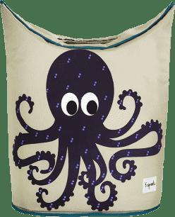 3 SPROUTS Kosz na bieliznę Octopus