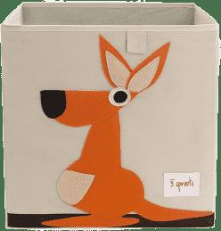 3 SPROUTS Pudełko do przechowywania Kangaroo