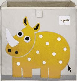 3 SPROUTS Pudełko do przechowywania Rhino