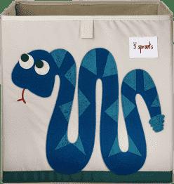 3 SPROUTS Pudełko do przechowywania Snake