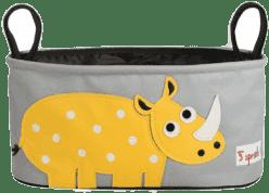 3 SPROUTS Organizer do wózka Rhino