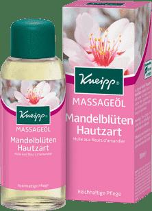 KNEIPP Masážní olej – Mandlové květy 100ml