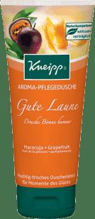 KNEIPP Sprchový balzam Dobrá nálada - Maracuja, grapefruit 200ml