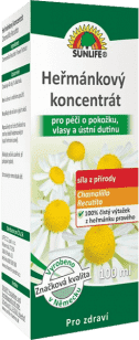 SUNLIFE Koncentrat Rumiankowy 100ml