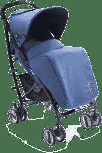 BABYPOINT Lotus Wózek – niebieski