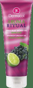 DERMACOL Aroma Ritual - sprchový gel hrozny s limetkou 250 ml