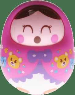 BABY'S HAPPINESS Bábika Rolly Polly – ružová