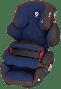 KIDDY Guardian Fotelik samochodowy Pro 2 – Oslo niebieski (9-36kg)