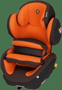 KIDDY Phoenixfix Detská autosedačka Pro 2 - Marrakech oranžová (9-18kg)