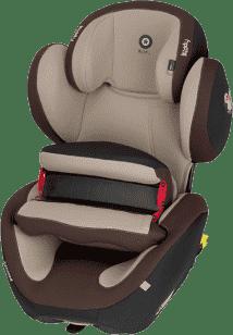 KIDDY Phoenixfix Fotelik samochodowy Pro 2 – Mumbai beżowy (9-18kg)