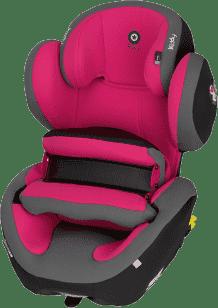 KIDDY Phoenixfix Fotelik samochodowy Pro 2 – Shanghai pink (9-18kg)