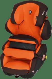 KIDDY Guardianfix Detská autosedačka pre 2 - Marrakech oranžová (9-36kg)