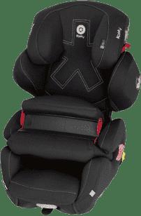 KIDDY Guardianfix Fotelik samochodowy Pro 2 – Manhattan black (9-36kg)