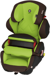 KIDDY Guardianfix Dětská autosedačka Pro 2 – Dublin green (9-36kg)