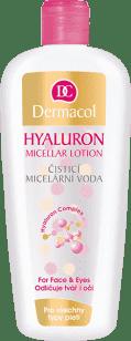 DERMACOL Hyaluron Czyszczący płyn micelarny 400 ml