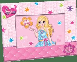 BINO Foto rámček - dievča
