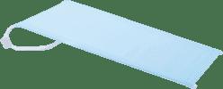 PETITE&MARS Lehátko dojčenské - Meli do vaničky - blue (modré)