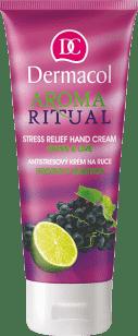 DERMACOL Aroma Ritual – Krem do rąk z winogronami i limonką 100 ml