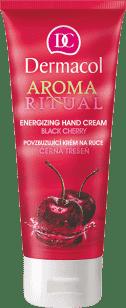 DERMACOL Aroma Ritual - krém na ruce černá třešeň 100 ml