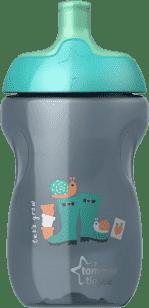 TOMMEE TIPPEE Športová fľaša Explora 12m +, 300ml-chlapec