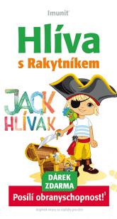 IMUNIT Hliva ustricová pre deti s rakytníka (60 tabliet) – JACK Hlivák