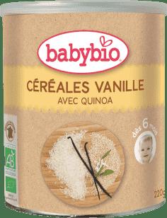 Baby Bio dětská výživa