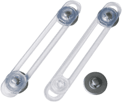 REER Zabezpiecznie na drzwiczki multi przezroczyste