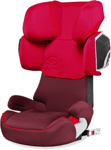 CYBEX Solution X2-FIX autosedačka (15-36kg) 2016 Strawberry