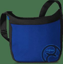 CYBEX Taška na pleny modrá