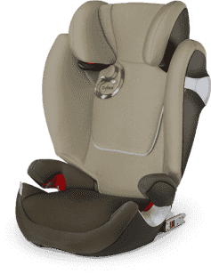 CYBEX Solution M-fix autosedačka (15-36kg) 2016 Olive Khaki