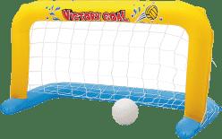 BESTWAY Nafukovací branka na vodní pólo s míčem, 137 x 66 cm