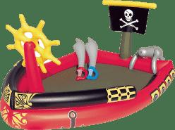 BESTWAY Nafukovací bazén - pirátská loď, 190 x 140 x 96 cm
