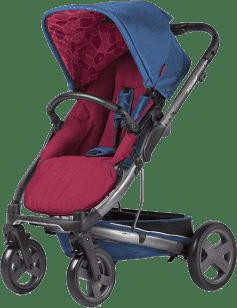 X-LANDER Wózek sportowy X-Cite, Berry Red