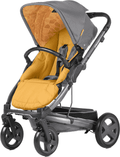 X-LANDER Wózek sportowy X-Cite, Sunny Orange