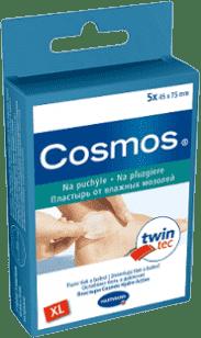 COSMOS Plaster na pęcherze XL 5 szt.