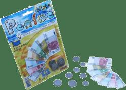 EFKO Peniaze detské EURO