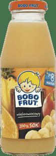 BOBO FRUT Nektar wieloowocowy (300ml)