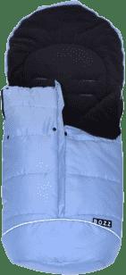 B.O.Z.Z Śpiworek do wózka uniwersalny Artic Flexi, Light Blue