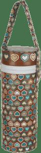 BABY ONO Termoopakowanie uniwersalne na butelkę – brązowe