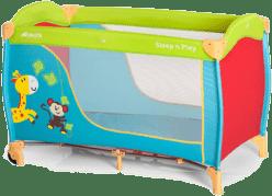 HAUCK Cestovná postieľka Sleep N Play Go Jungle Fun 2016