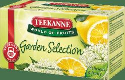 TEEKANNE Čaj Garden Selection - baza-citrón, 20 vrecúšok