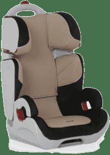 HAUCK Fotelik samochodowy Bodyguard 2/3 black/beige 2016