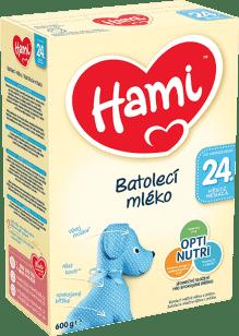 HAMI 4 (600g) – dojčenské mlieko