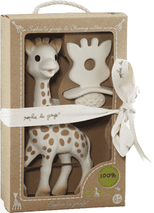 VULLI Get žirafa Sophie + hryzátko z kolekcie So Pure Sophie
