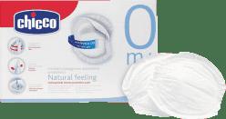CHICCO Wkładki laktacyjne antybakteryjne 30szt.